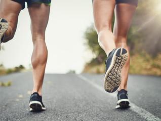 Entrenamientos de pantorrillas para correr más rápido
