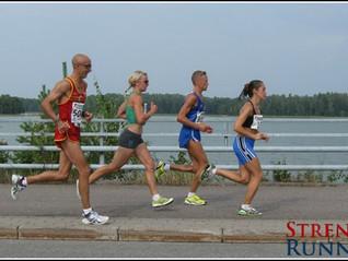 Consejos para prepararte para una media o una maratón