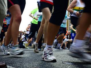Los pies: cómo cuidarlos tras un Maratón o un reto fuerte.