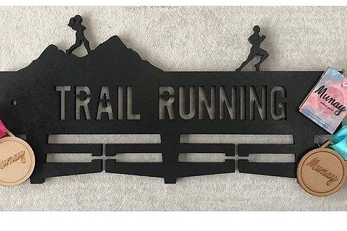 Medallero MDF Munay Trail
