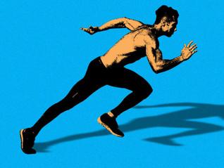 Sprints, zancadas y fartlek pueden ayudarte a correr más rápido