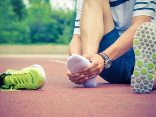 Cómo evitar ampollas en la parte interna del pie por correr