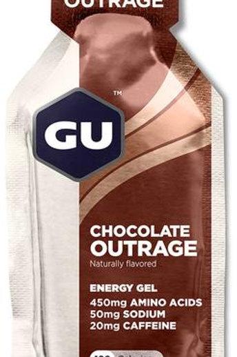 Gu Energy Gel Chocolate Outrage