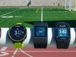 Seis consejos para comprar un buen reloj GPS.