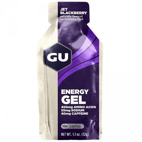 GU Energy Gel Jet Blackberry