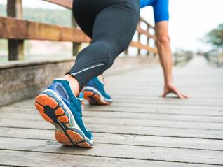 Reduce el kilometraje antes de una competición.