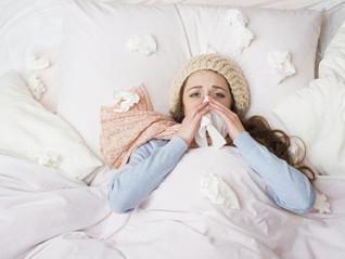 Cómo correr después de una gripe