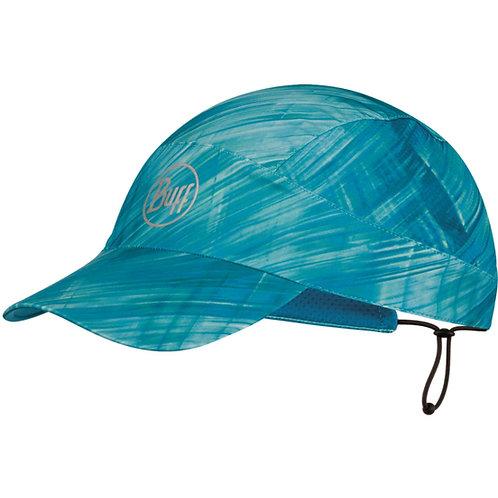 Buff Run Pack Cap B Magik Turquoise