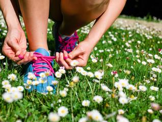 Consejos para correr en primavera