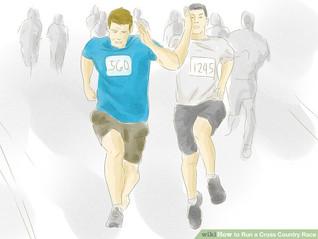 Táctica de carrera: Empezar despacio y acabar esprintando.