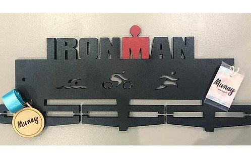 Medallero MDF Munay Ironman