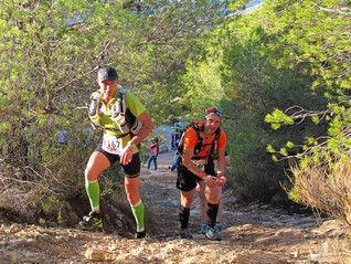 Ejemplos de entrenamientos de resistencia en el trail.
