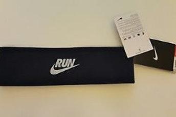 Therma Fit Nike Reversible Diadema Vincha Negro Reflectante
