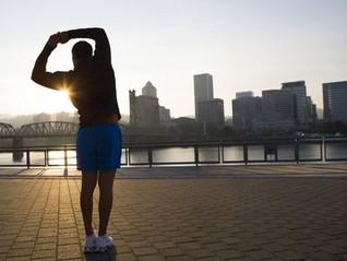 Cinco motivos que te harán saltar de la cama para correr.