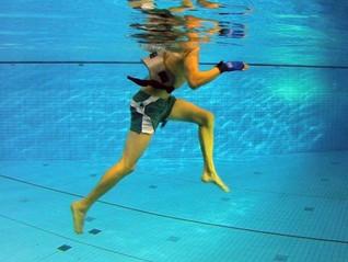 Aqua jogging: correr en el agua