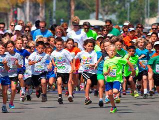 ¿Cual es la edad apropiada para que los niños empiecen a practicar Running?