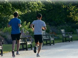 La regla de 10% para Runners.