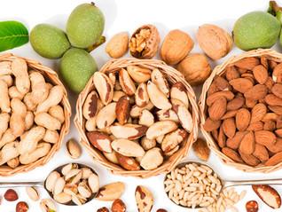 Top 10 frutos secos para nuestro fitness