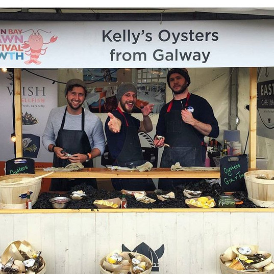Great weekend _dublinbayprawnfestival !