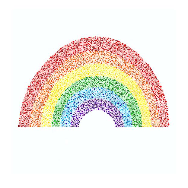 Rainbow in the Light