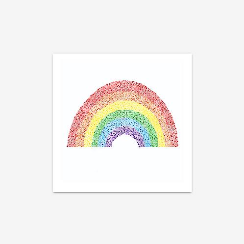 Rainbow Postcards (Pack of 4)