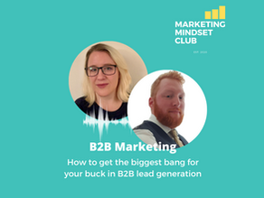 S3:E1 - How to Generate B2B Leads on a Budget