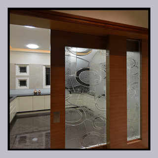V-groove Door Panels