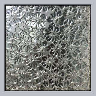 Random Pattern - sand blasted (etched)