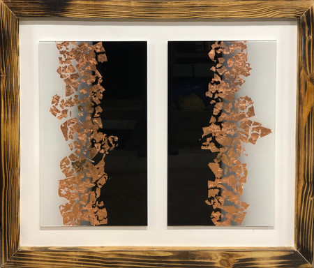 Design with Copper Leafing