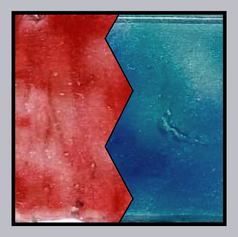 Distressed Glass - Colour Variations
