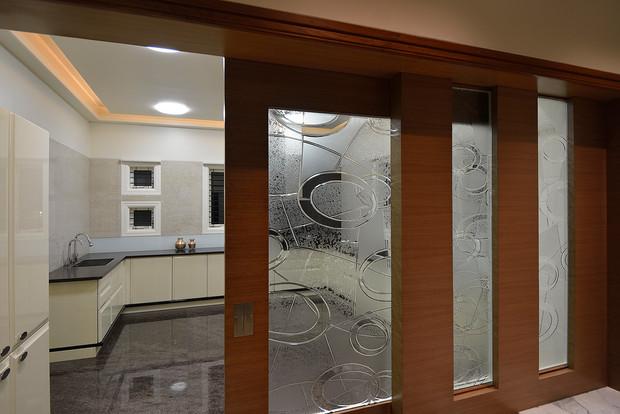 V-groove with Texture Door Panels