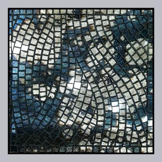 Simulated Mosaic Pattern
