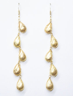 Five Drop Earrings