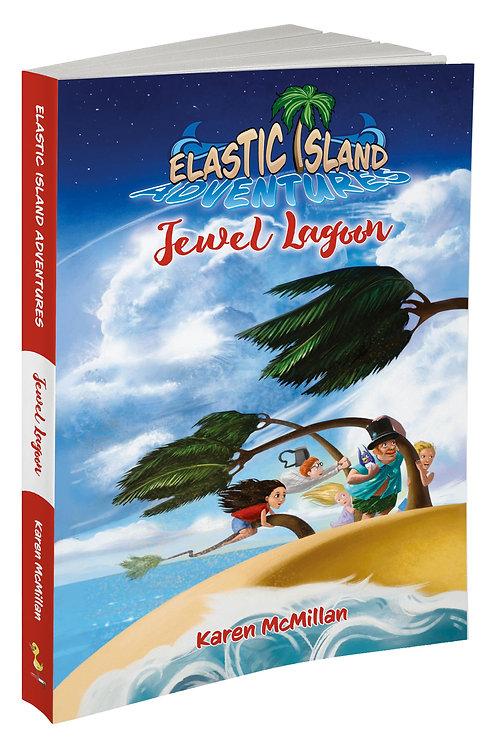 Elastic Island Adventures: Jewel Lagoon