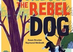 Friday The Rebel Dog by Susan Brocker