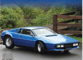 Heron MJ1: The Story of a New Zealand Supercar and The Man Who Created It by Patrick Harlow