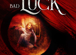 A Matter of Bad Luck is available for pre-order on Amazon