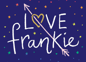 Win a copy of Love Frankie by Jacqueline Wilson