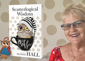Scatterlogical Wisdom by Frances Hall
