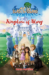 Elastic Island - Kingdom of Blong Cover