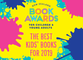 NZCYA AWARDS SHORTLIST SHOWS STRENGTH OF NEW ZEALAND CHILDREN'S PUBLISHING