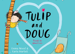 Tulip and Doug by Emma Wood and Carla Martell