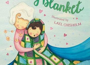 Interview: Chris Gurney and Lael Chisholm talk about The Hug Blanket