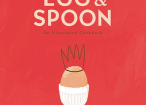 Egg & Spoon by Alexandra Tylee and Giselle Clarkson