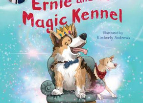 Ernie and the Magic Kennel by Robert Rakete and Jeanette Thomas