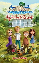 Elastic Island - Alphabet Resort Cover.j