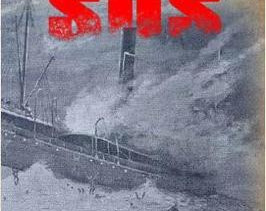 SS Penguin SOS by Adrienne Frater
