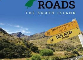 Stories from Our Back Roads: The South Island by Ray Stone