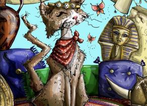 Tatty Catty by Susannah Whaley, Illustrations by Hayley Elliott-Kernot