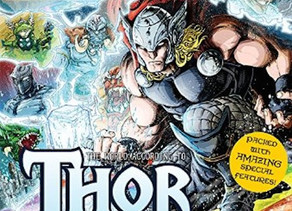 The World According to Thor, by Marc Sumerak & Illustrated by Freddie E. Williams II